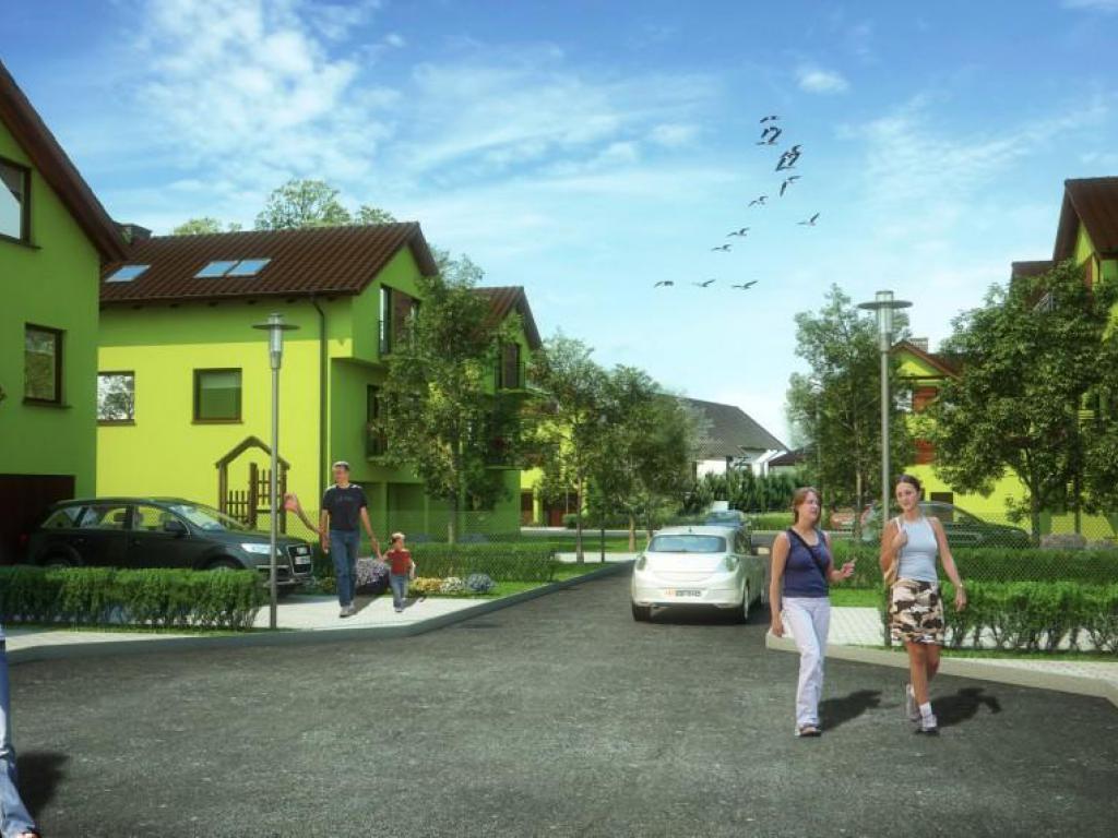 nowe mieszkania - Nowe osiedle w Kluczborku przy ul. Kilińskiego Etap II - fot.2