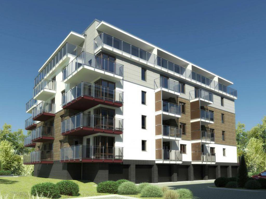 nowe mieszkania - Osiedle Polanki  - fot.1