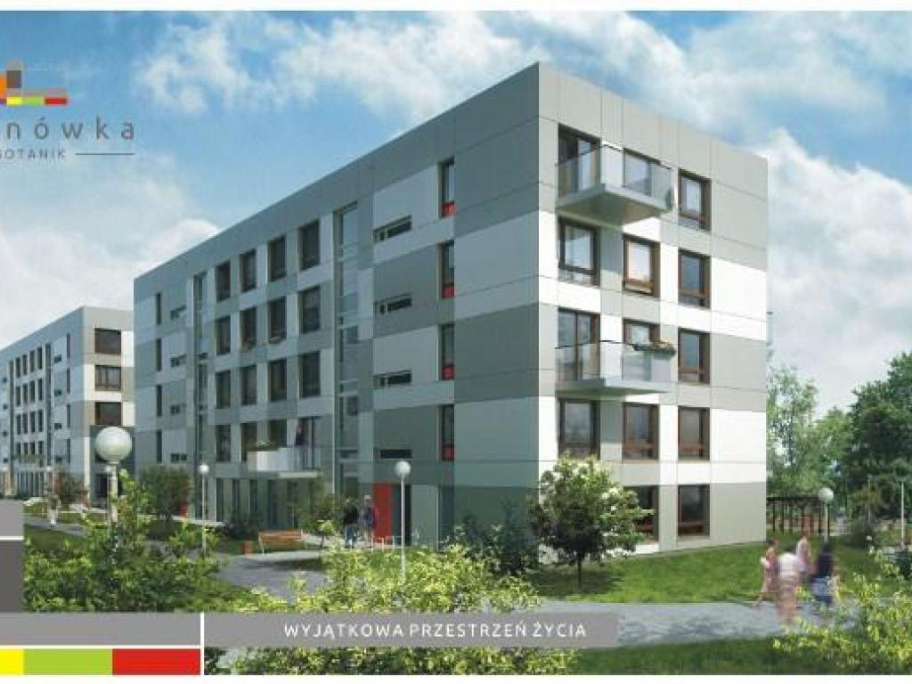 mieszkania Osiedle Leonówka Budynek 2