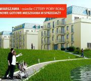 CZTERY PORY ROKU Mieszkanie w programie Mieszkanie dla Młodych - atrakcyjne - Warszawa