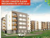 OSIEDLE MURAPOL BAŻANTÓW Mieszkanie w programie Mieszkanie dla Młodych - widok mieszkania - w Katowicach