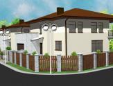 Domy na Zarzeczu - inwestycje domy - w Katowicach