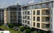 Eolian Park - budynek Stromboli - atrakcyjne mieszkania - w Warszawie