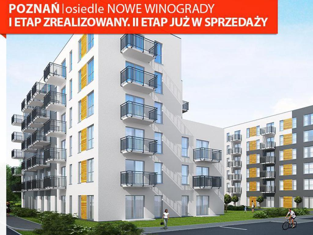 mieszkania Murapol - Osiedle Nowe Winogrady - nowe mieszkanie już od 540 zł/miesięcznie
