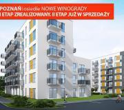 NOWE WINOGRADY Mieszkanie w programie Mieszkanie dla Młodych - najlepsze nowe - Poznań