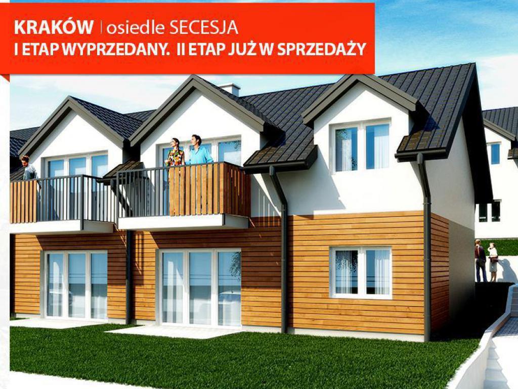 nowe mieszkania - OSIEDLE SECESJA II ETAP Mieszkanie w programie Mieszkanie dla Młodych - fot.0