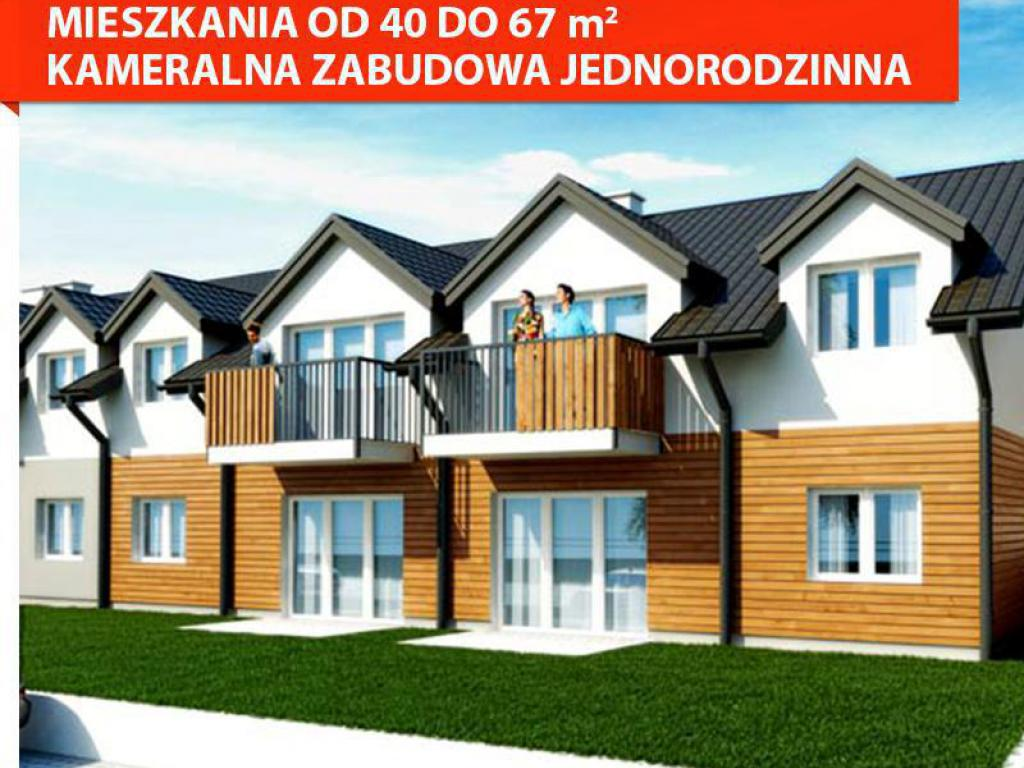 nowe mieszkania - OSIEDLE SECESJA II ETAP Mieszkanie w programie Mieszkanie dla Młodych - fot.1