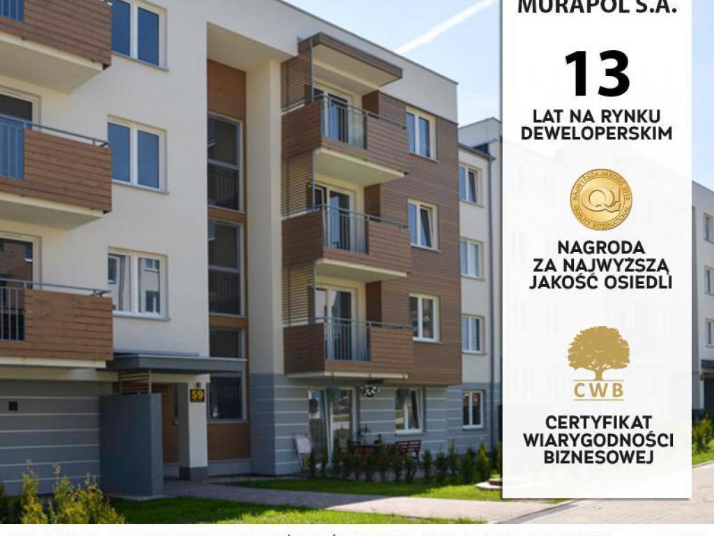 nowe mieszkania - OSIEDLE SECESJA II ETAP Mieszkanie w programie Mieszkanie dla Młodych - fot.5