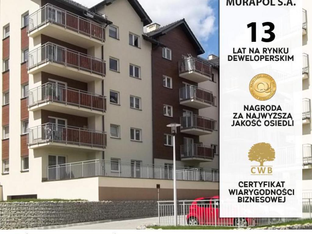 nowe mieszkania - OSIEDLE SECESJA II ETAP Mieszkanie w programie Mieszkanie dla Młodych - fot.6