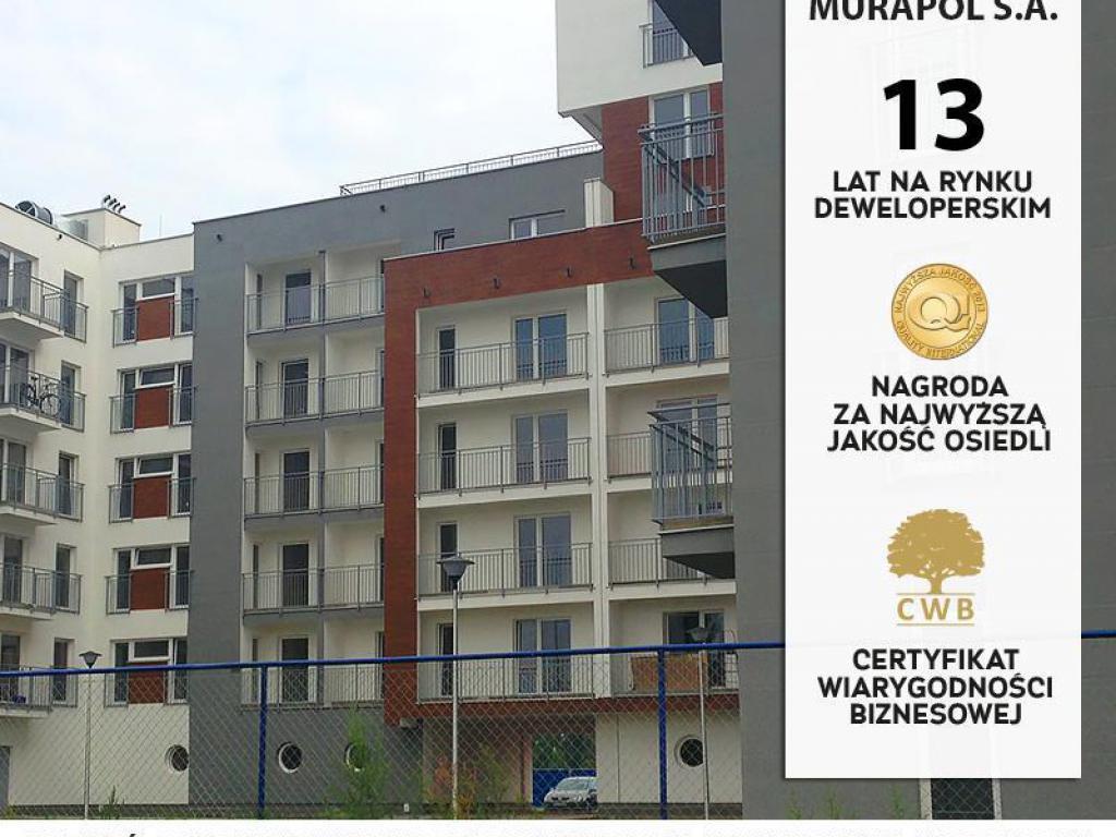 nowe mieszkania - OSIEDLE SECESJA II ETAP Mieszkanie w programie Mieszkanie dla Młodych - fot.7