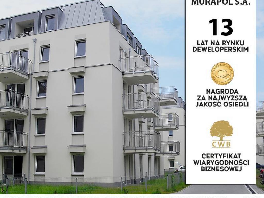 nowe mieszkania - OSIEDLE SECESJA II ETAP Mieszkanie w programie Mieszkanie dla Młodych - fot.8