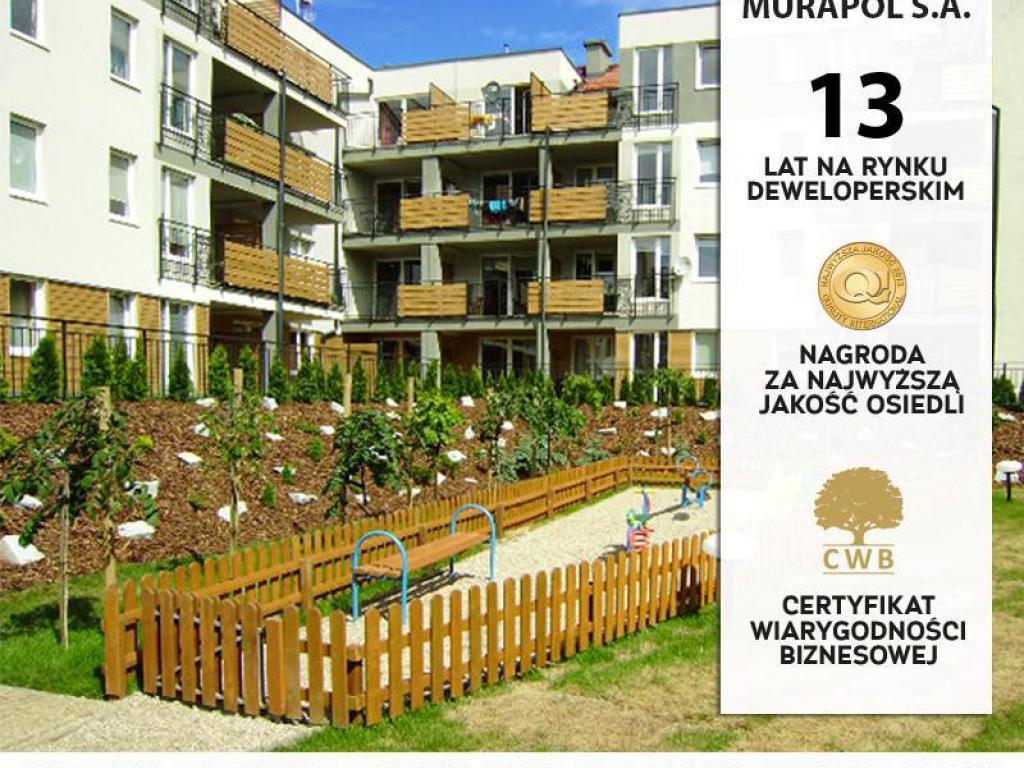 nowe mieszkania - OSIEDLE SECESJA II ETAP Mieszkanie w programie Mieszkanie dla Młodych - fot.9