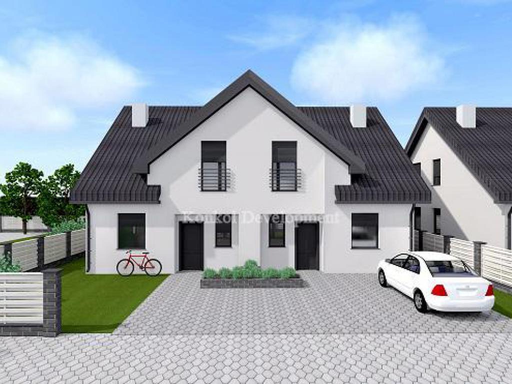 domy Domy w Więckowicach