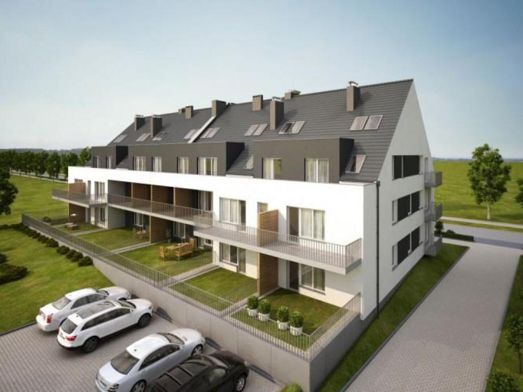 nowe mieszkania - Zaułek Złotnicki II - fot.0