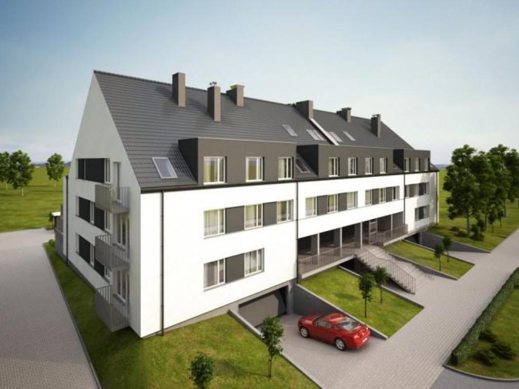 nowe mieszkania - Zaułek Złotnicki II - fot.1