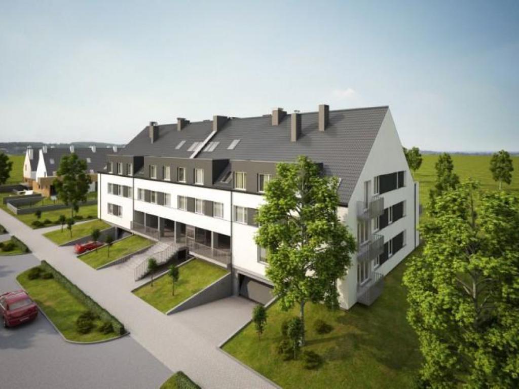 nowe mieszkania - Zaułek Złotnicki II - fot.2