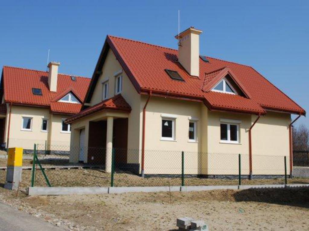 domy Rzeszów, ul. Krakowska - domy