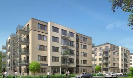 mieszkanie                            - Zielone Tarasy III