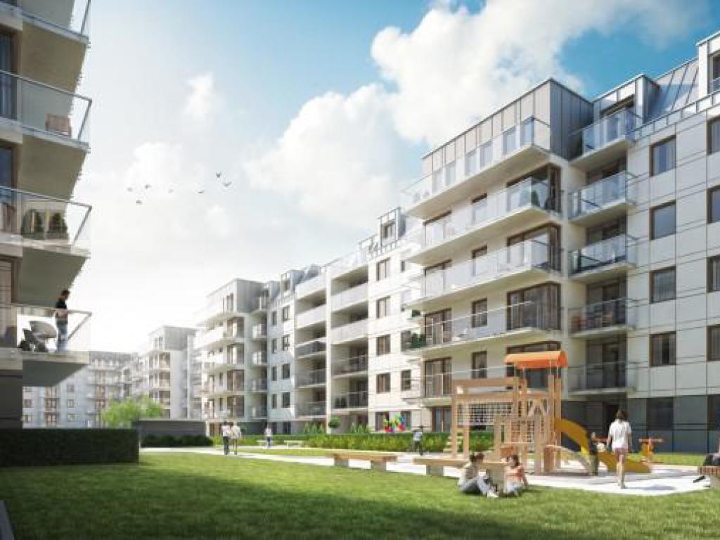 nowe mieszkania - lokale - Osiedle Czarnieckiego - fot.1