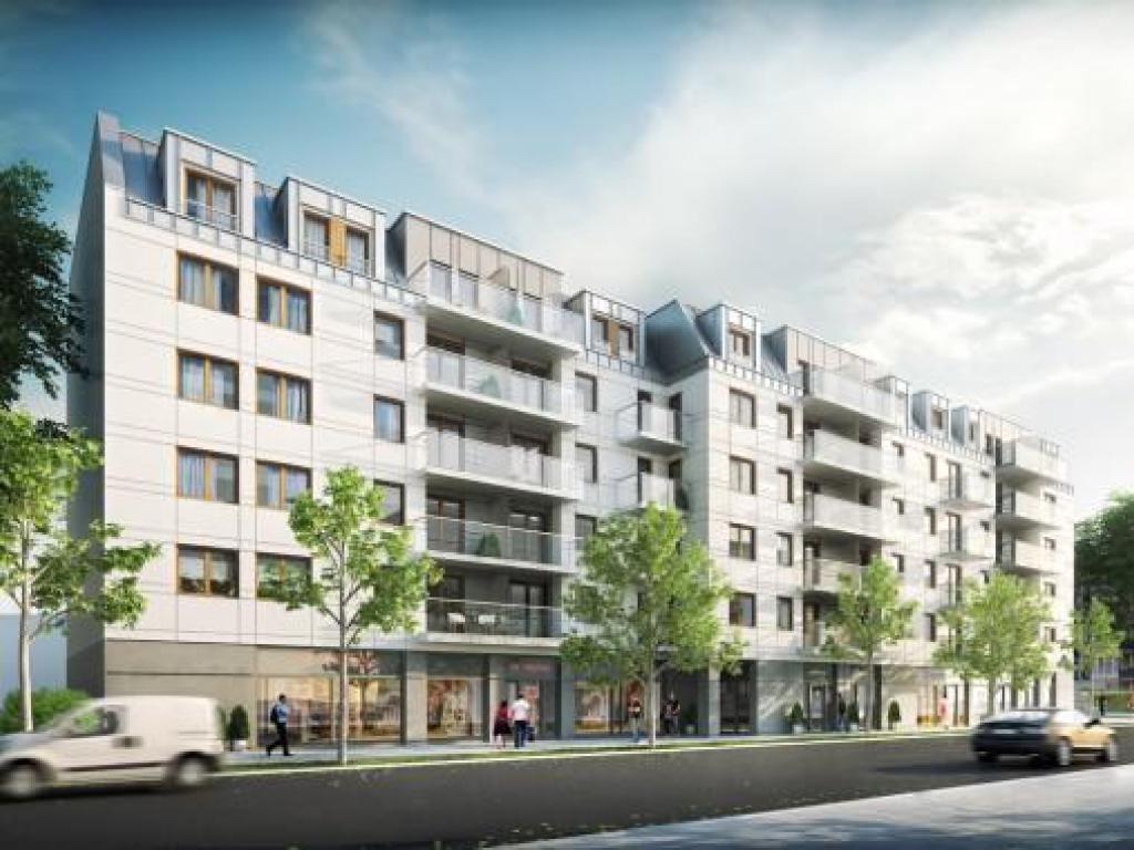 nowe mieszkania - lokale - Osiedle Czarnieckiego - fot.2