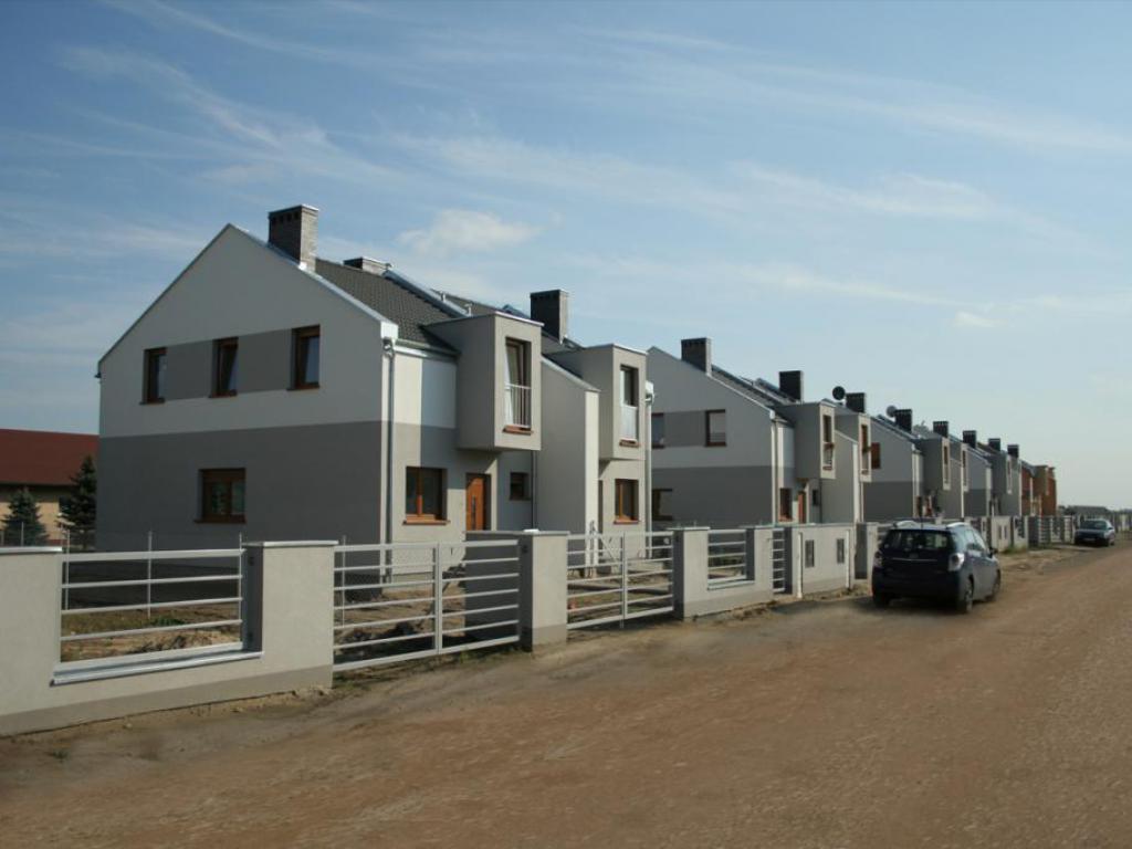 nowe mieszkania - domy - Palędzie II - fot.1