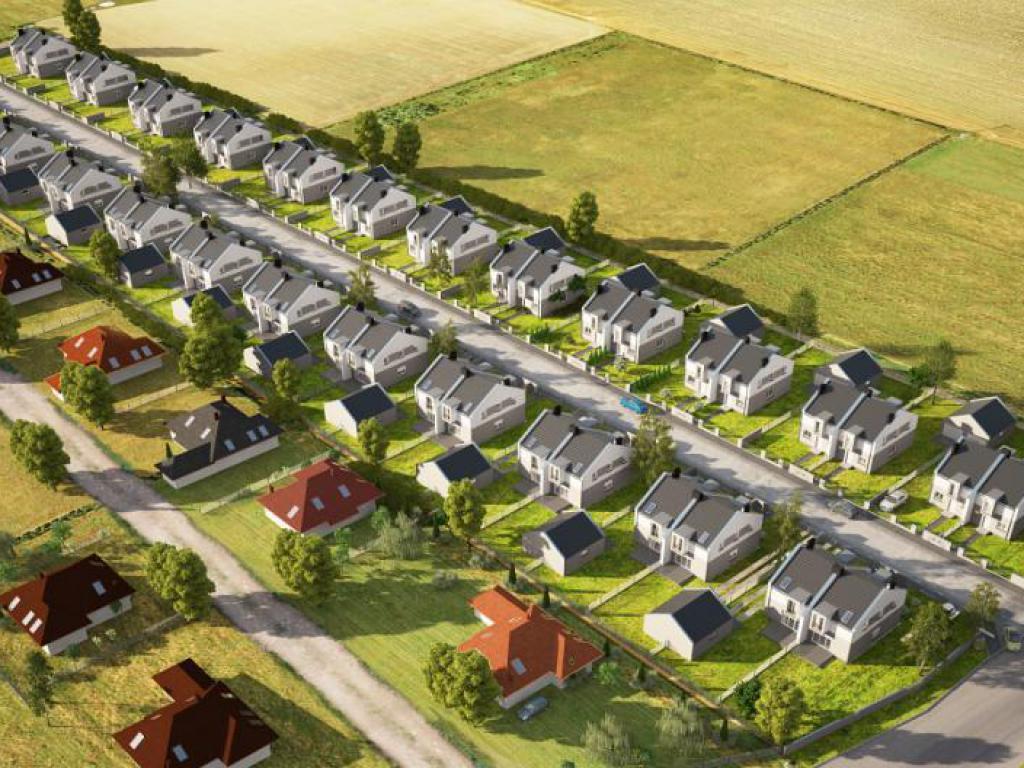 nowe mieszkania - domy - Palędzie II - fot.6