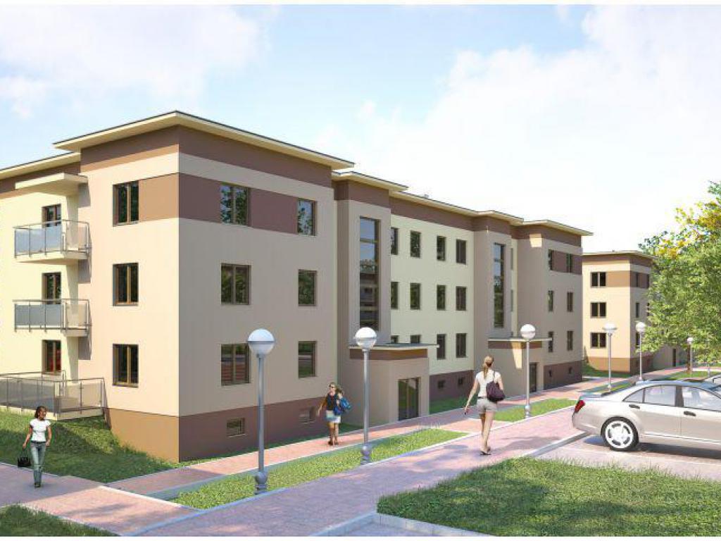 nowe mieszkania - Osiedle Listopadowa - fot.0