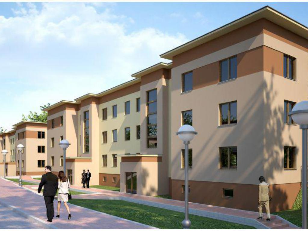 nowe mieszkania - Osiedle Listopadowa - fot.1