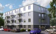 Osiedle Nad Zalewem 1 - nowe domy mieszkania - w Poznaniu