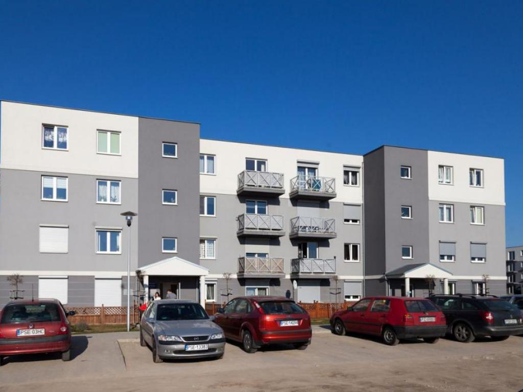 mieszkania Osiedle Nad Zalewem - ul. Makuszyńskiego 2f