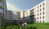 Wizja Mokotów - nowe domy mieszkania - w Warszawie