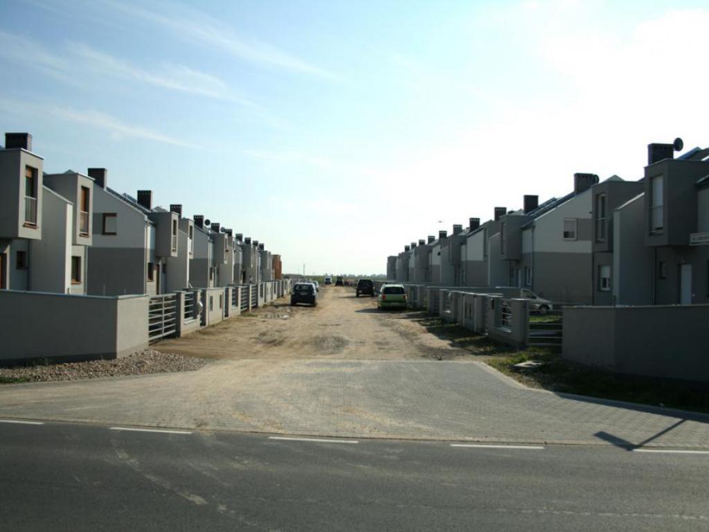 nowe mieszkania - domy - Palędzie III - fot.1