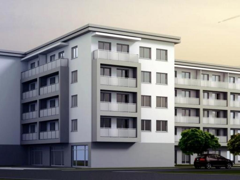 mieszkania Zamoyskiego Square