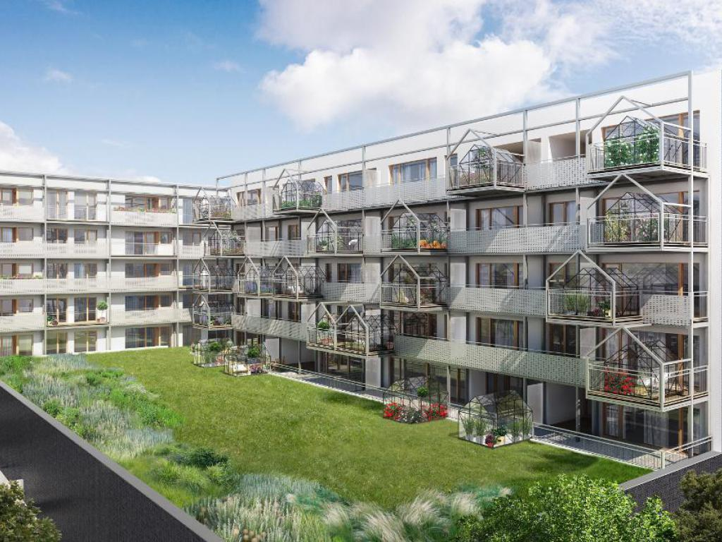 mieszkania Evergreen 365