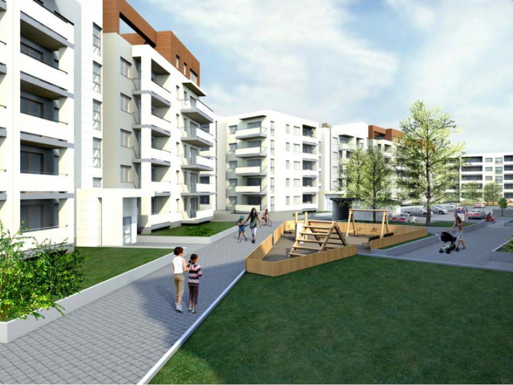 nowe mieszkania - Reduta Nowe Podolany - fot.1