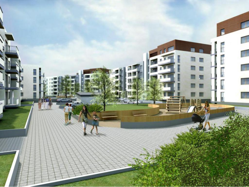 nowe mieszkania - Reduta Nowe Podolany - fot.0