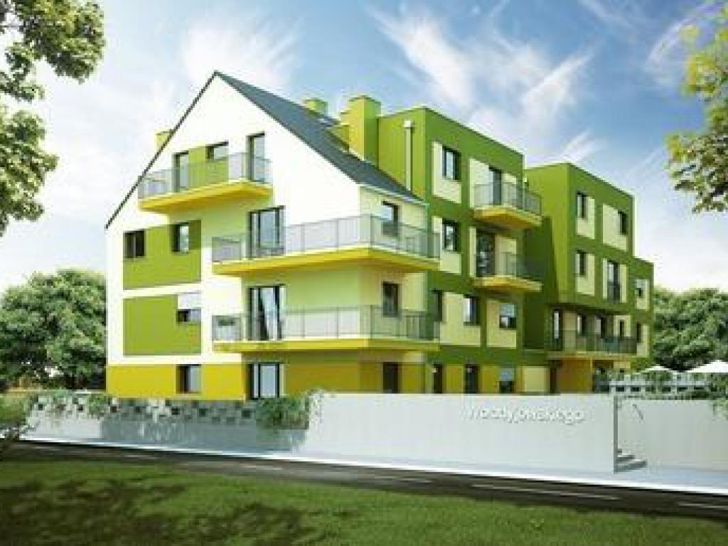 mieszkania Zielone Osiedle Wołodyjowskiego