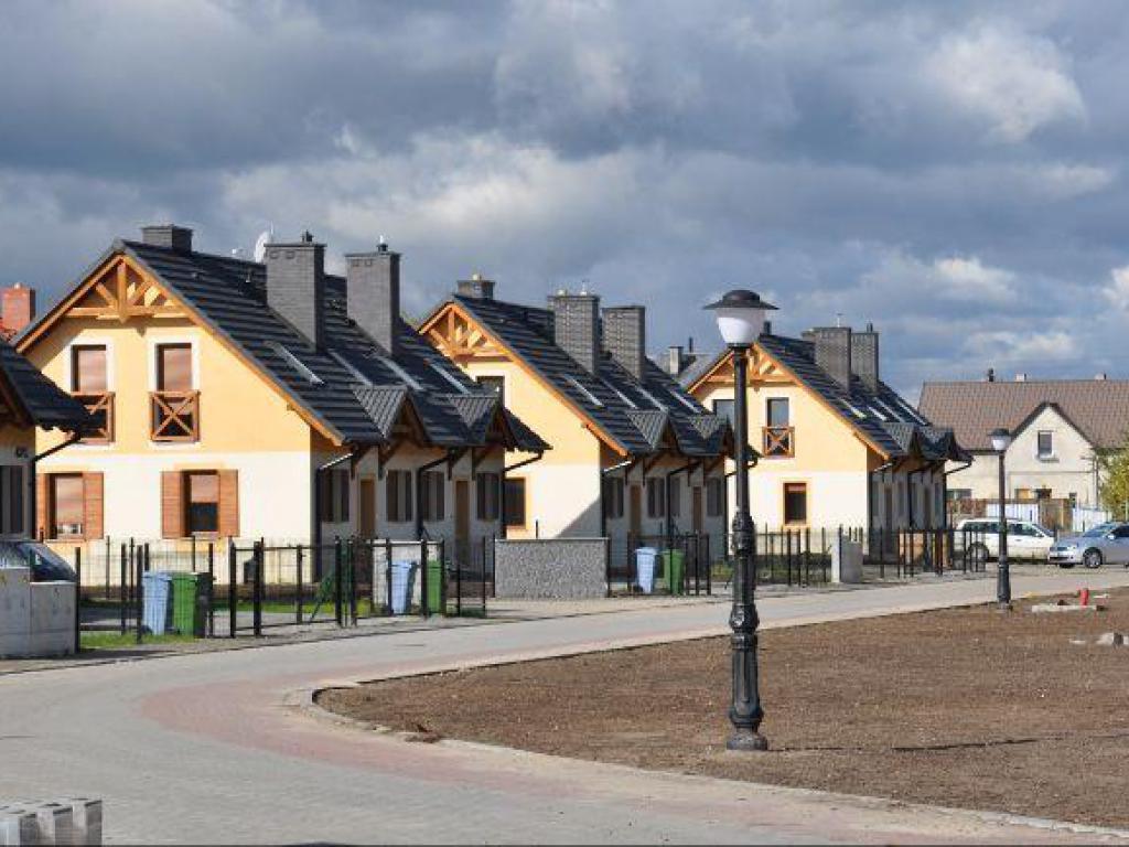 nowe domy - Brzozowe Nadolice - fot.1