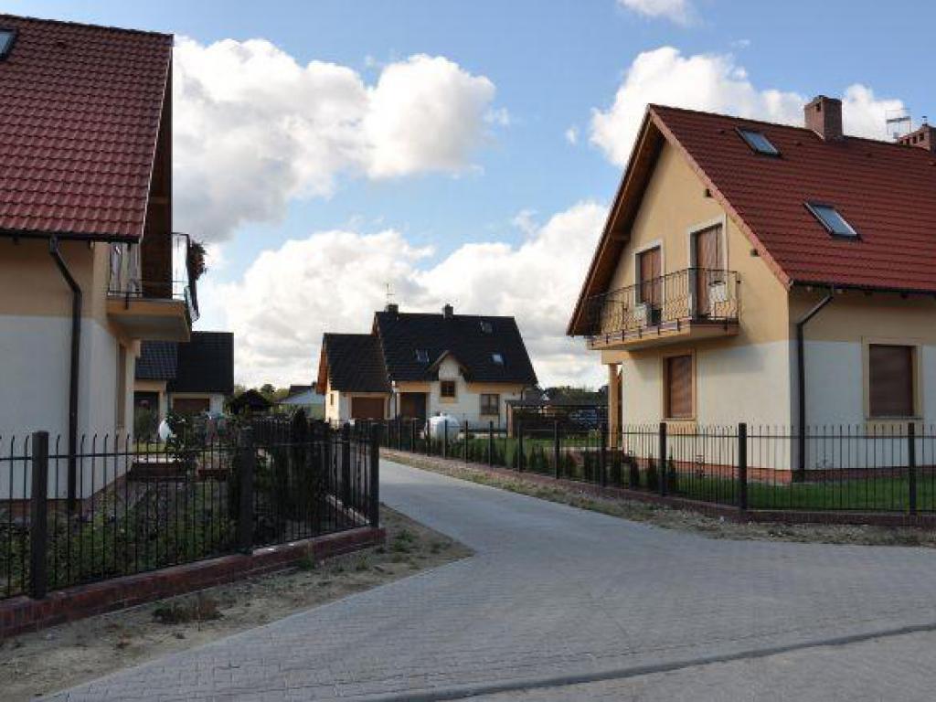 nowe domy - Brzozowe Nadolice - fot.2