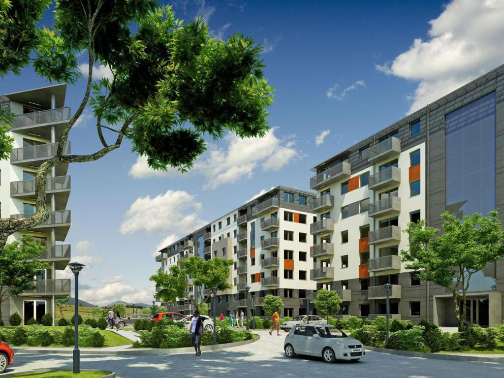 nowe mieszkania - lokale - Sołtysowice - fot.2