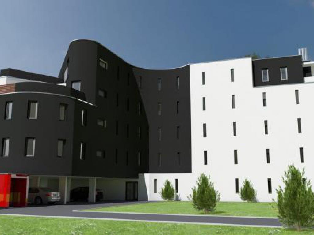 nowe mieszkania - Wodociągowa 17B - fot.1