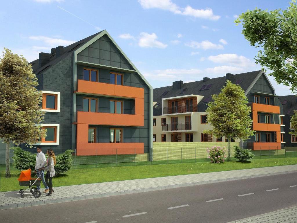 mieszkania Osiedle Grafitowe