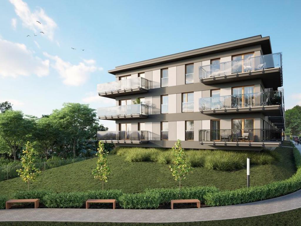 mieszkania Apartamenty Zielony Sołacz