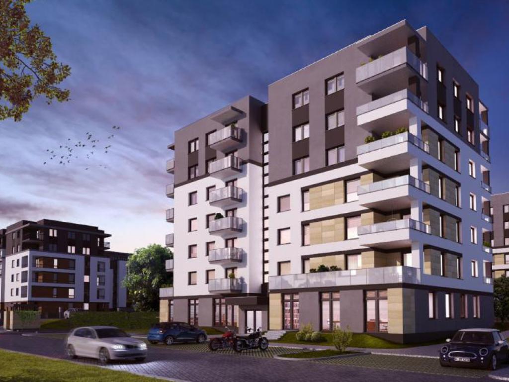 nowe mieszkania - Leśny Zakątek 2 - fot.0