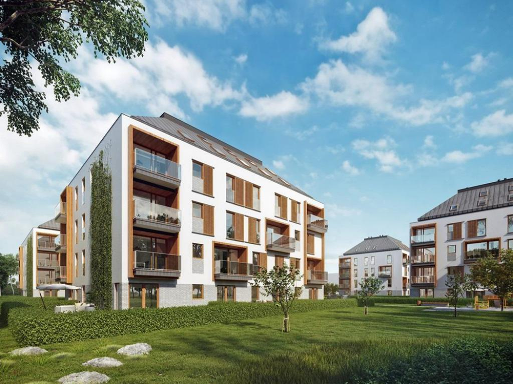 mieszkania Strzeszyn Park II