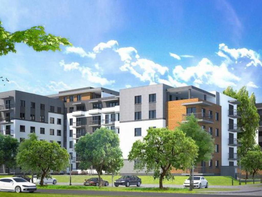 nowe mieszkania - Leśny Zakątek - fot.1