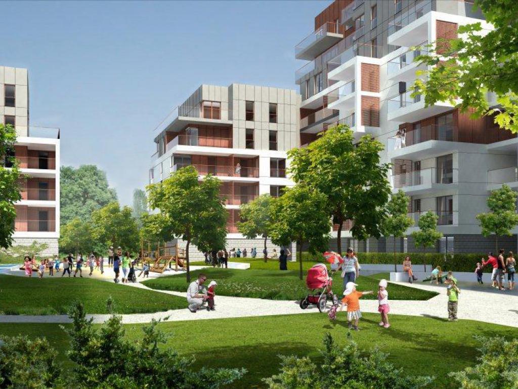 nowe mieszkania - Atrium Park A - fot.0