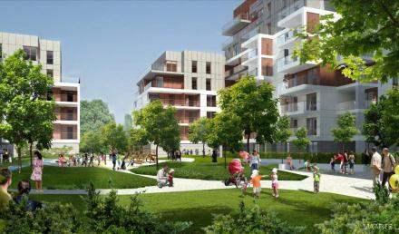 mieszkanie                           - Atrium Park A
