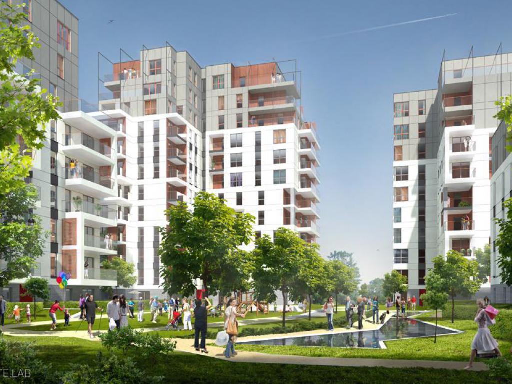 nowe mieszkania - Atrium Park A - fot.1