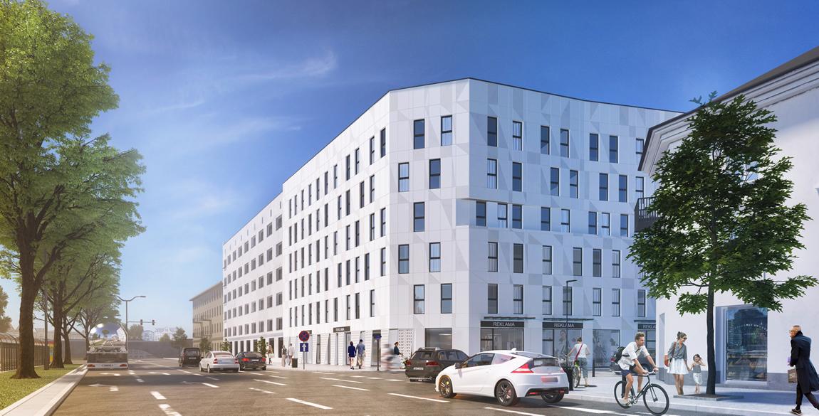 BJM Development Apartamenty Targowa
